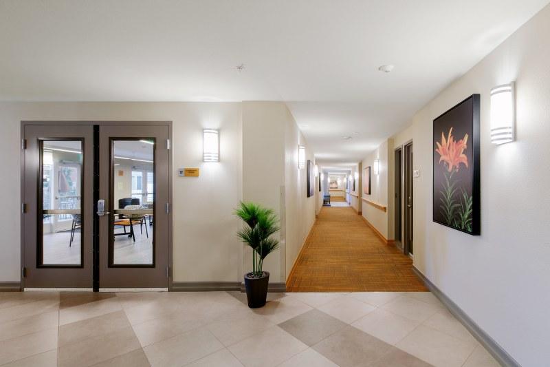 The Metro @ Compton Senior Apartments Interior View